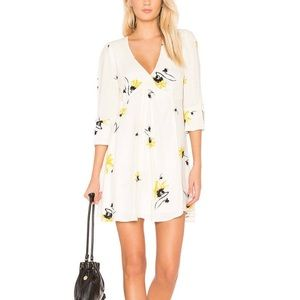 Free People Time On My Side Dress SMALL